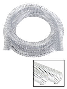 Suction Hose with wires