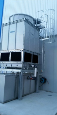 MESAN Cooling Tower at Sistema Plastics 22-971
